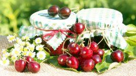 Kirschmarmelade Rezept