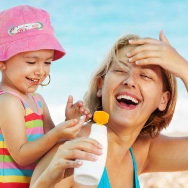 Natuerlicher Sonnenschutz ohne Chemie