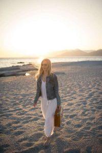 Gabriela in Kreta © Raimar von Wienskowski