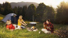 Campen in Deutschland