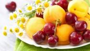 Obst im Sommer
