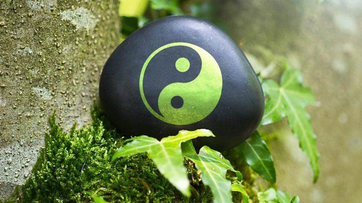 Yin und Yang im Yoga