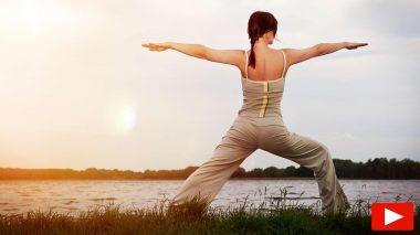 Innere Balance durch Yoga