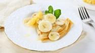 Glutenfreier Bananen Pfannkuchen