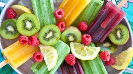 Fruchteis selbst machen