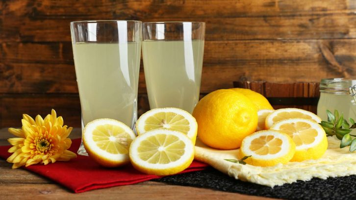 Zitrone im Haushalt