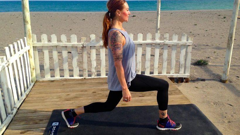 Fitness Camp mit Leslie Oppatja