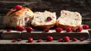 Cranberrie Broetchen