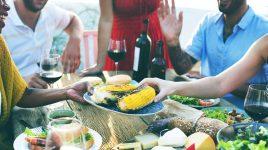 Food Sharing Konzept