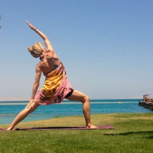 Yinyasa Yoga Flow Daniela Borde