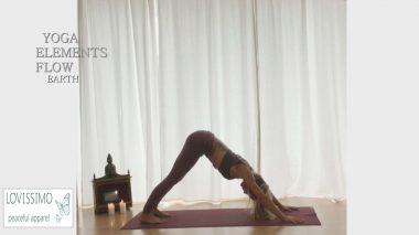 Yoga Flow im Element Erde