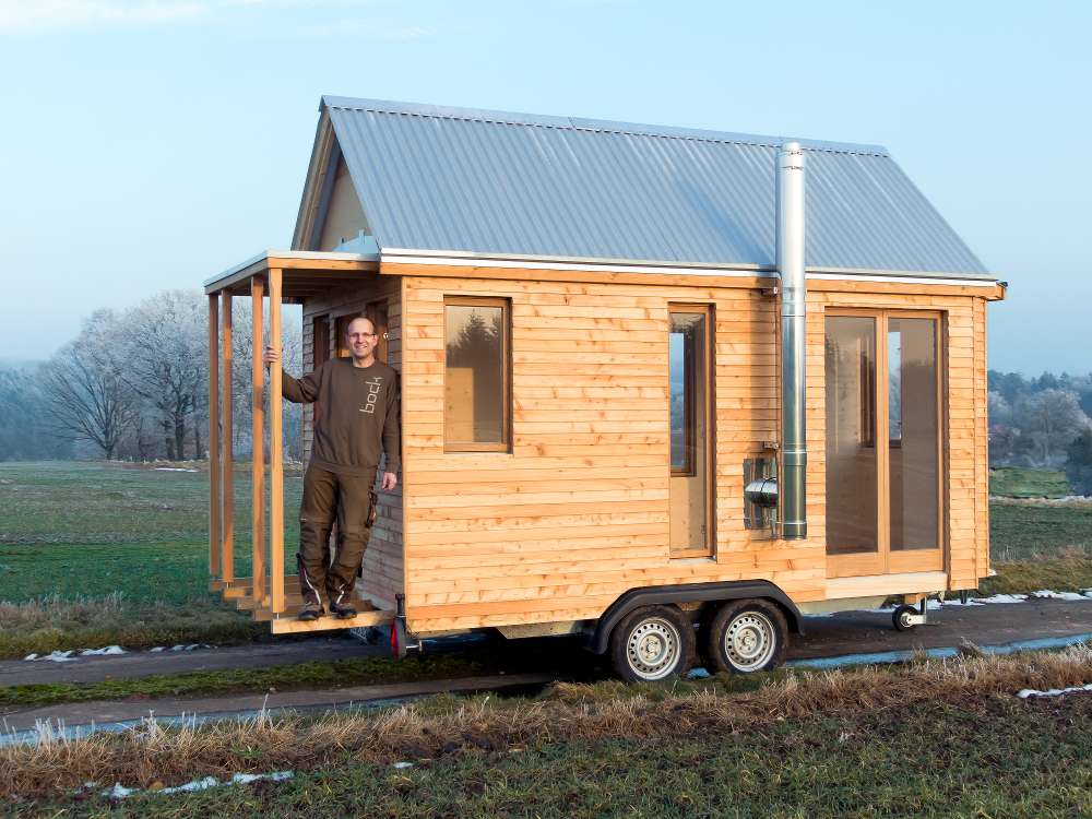 Tiny houses in deutschland evidero for Mobiles holzhaus