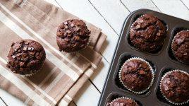 Rezepte vegane Muffins