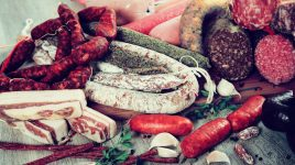 Fleisch kann krebserregend sein
