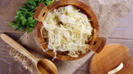 Sauerkraut für den Darm