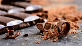 Schokolade als gesundes Superfood im Winter