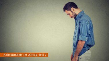 Rückenschmerzen sind ein Zeichen für negative Gefühle