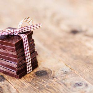 Fairtrade Schokolade an Weihnachten