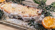 Quarkstollen Rezept für Weihnachten