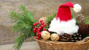 Weihnachts Deko selber machen
