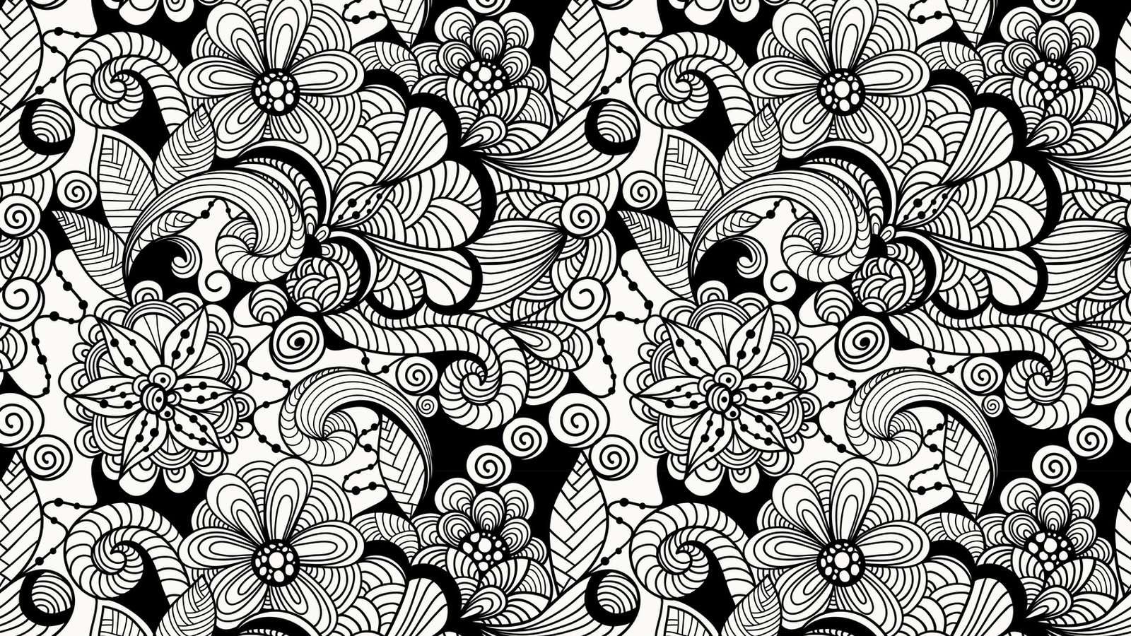 zentangle beseelt und entspannt zeichnen ber die ber hmte zeichenkunst aus den usa evidero. Black Bedroom Furniture Sets. Home Design Ideas
