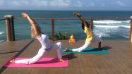 Ayurveda und Yoga passen gut zusammen