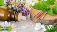 Tropfen, Kräuter und Pillen in der Naturheilkunde