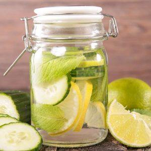 Detox Wasser selber machen