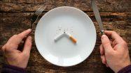 Mit dem Rauchen aufhören kann zu Gewichtszunahme führen