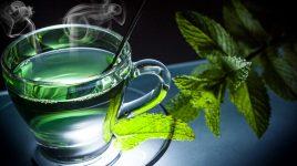 Grüner Tee im Cocktail: Rezepte für heiße Drinks