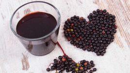 Holunderbeeren-Saft selber machen