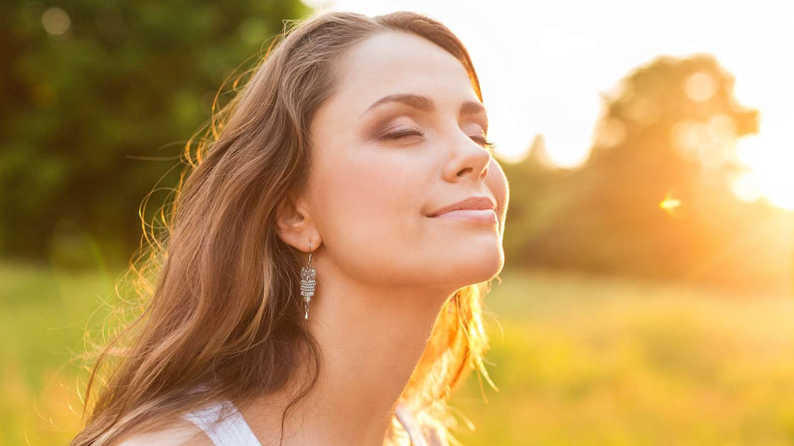 Schöne Frau - Schöne Haut - Mit diesen Tipps für gesunde und schöne Hau