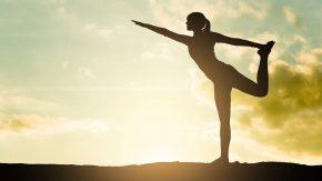 Yoga auf der Ayovega