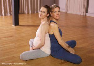 Lisa Martinek und Anne Loewer