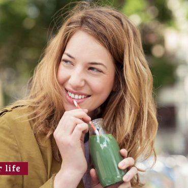 Grüne Smoothies trinken - Wie sinnvoll ist Detox?