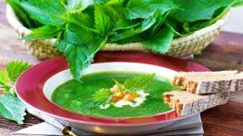 Rezept für Gruendonnerstag suppe