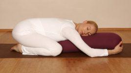 Haltung des Kindes im Praenatal Yoga
