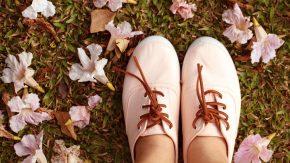 Die Füße auf der Erde spüren - Mini Meditationen