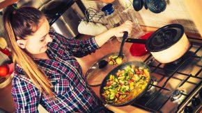 Sonntags vorkochen und Zeit sparen