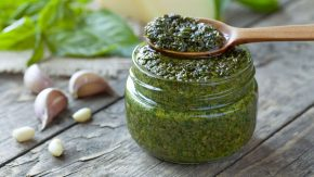 Rezept für Wildkräuter-Pesto
