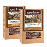 2 x Flores Farm Premium Bio Kakao Nibs