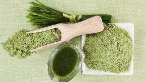 Chlorella Algen kann man essen