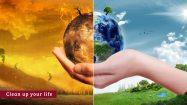 Gegen Umweltverschmutzung vorgehen