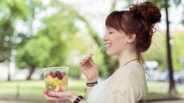 Mehr Obst essen: Vegane Ernährung als Therapie