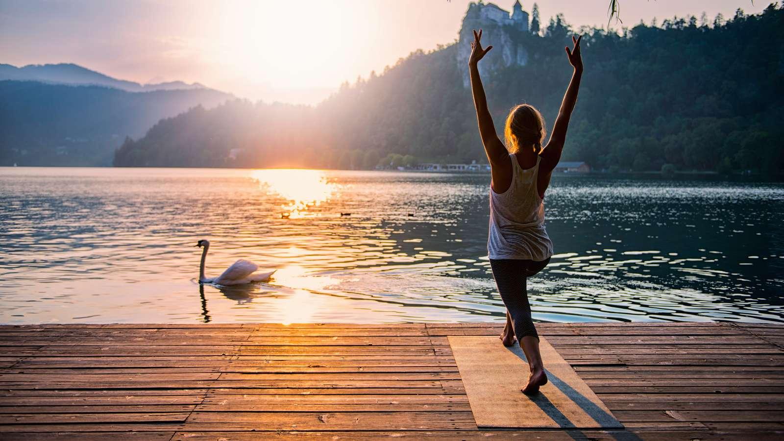 Yoga bringt mehr Magie ins Leben