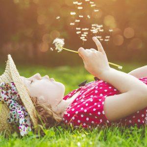 Entspannung für hochsensible Kinder