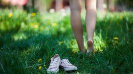 Barfußlaufen lernen Erfahrungsbericht