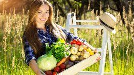 Ist basische Ernährung mit viel Gemüse gesund?
