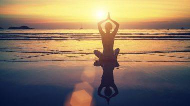 Dankbarkeit im Yoga