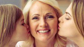 Muttertag feiern